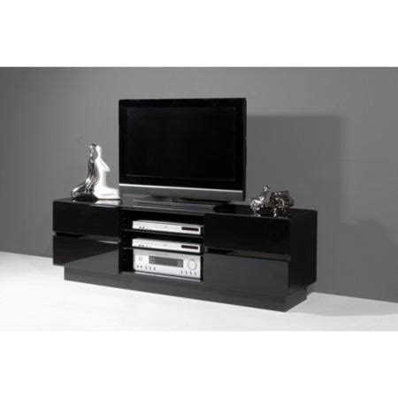 giro tv unit  black high gloss furniture