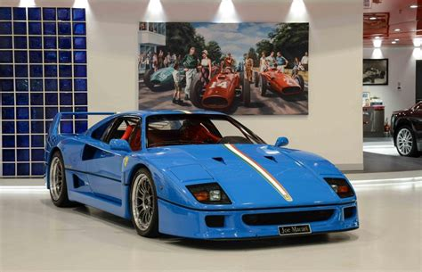 blue f40 there is an blue f40 for sale in autotalk