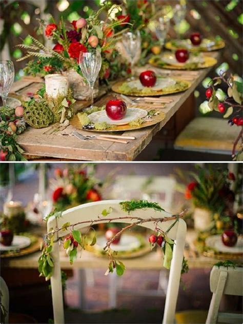 30 Woodland Wedding Table Décor Ideas   Deer Pearl Flowers