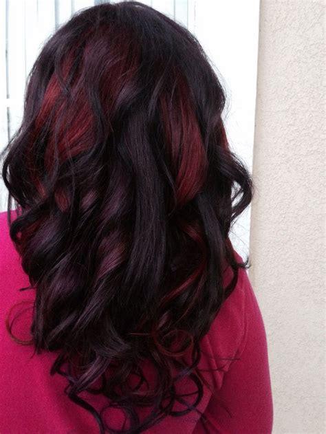 matrix hd red hair color matrix red violet hair color dark brown hairs of matrix