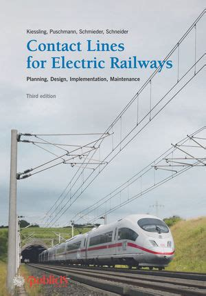 wiley contact lines for electrical railways planning