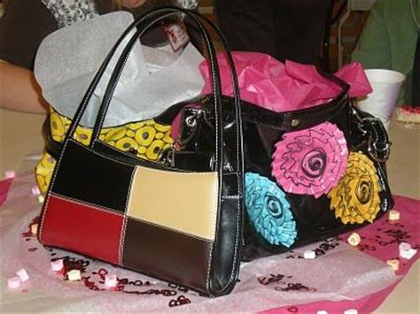 Favorite Purses As Centerpieces And Cute Ideas For Purse Purse Centerpiece Ideas