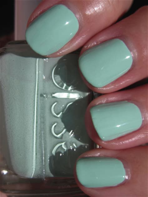 Mint Green Nail Polishes by Mint Green Nail Comparisions Vy Varnish