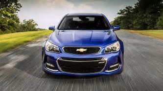 Performance Chevrolet 2016 Chevrolet Ss Review Price Specs Performance