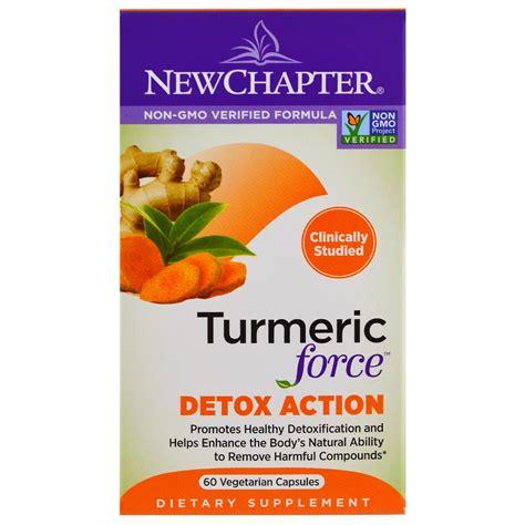 New Chapter Turmeric Detox by New Chapter Turmeric Detox 60 Veggie Caps