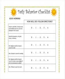 36 printable checklist templates free amp premium templates