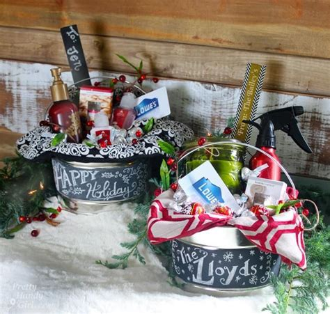 chalkboard paint ideas for gifts paint can hostess or new home gift idea use