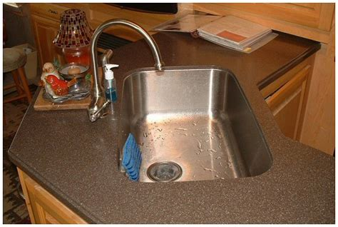 Kitchen Sink Trailer Rv Kitchen Sink