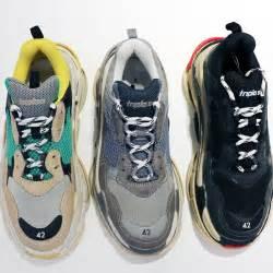 Balenciaga New by Balenciaga Unveils New S Sneakers Colorways