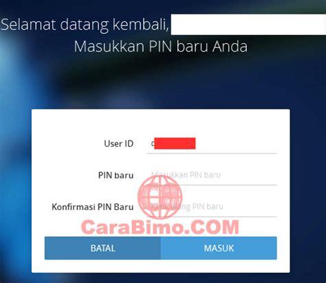 format sms banking bni ganti pin mengatasi lupa user id dan pin internet banking mandiri