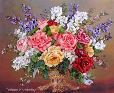 ordinare fiori tenerezza per ordinare silk ribbon embroidery fiori di
