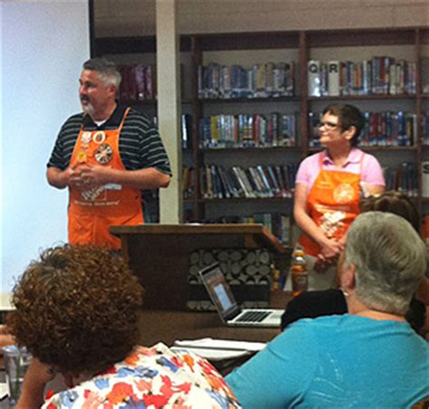 the home depot in jasper announces quot of the quarter