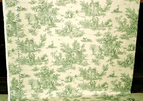 toile curtains green week of september 9 2012 brickhouse fabrics