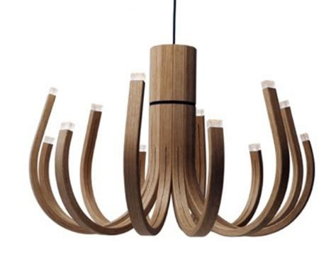 25 Modern Wooden Chandeliers With A Contemporary Design