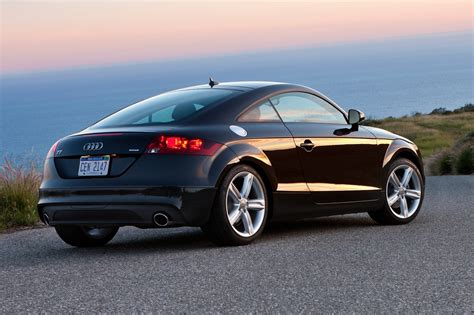 Audi Tt Coupe 2014 2014 audi tt reviews and rating motor trend
