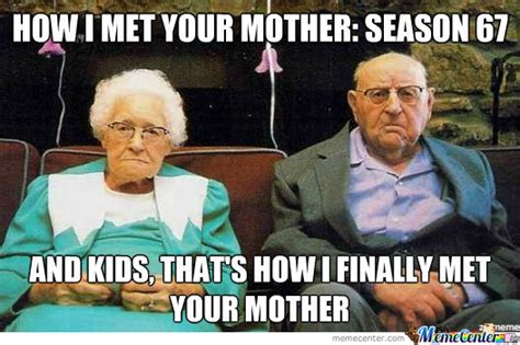 How I Met Your Mother Memes - how i met your mother memes facebook image memes at