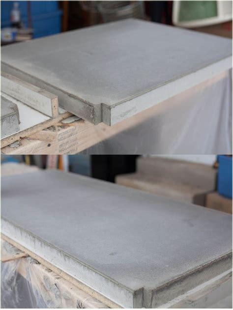 diy concrete countertops  kitchen update utekjokken diy concrete countertops diy
