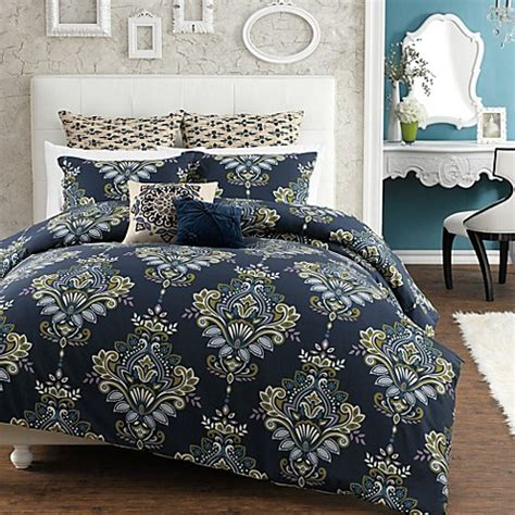 anthology comforter anthology galaxy reversible comforter and sham set bed