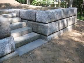 concrete interlocking retaining wall blocks seattle rockeries