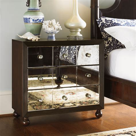 Mirrored Dressers And Nightstands by Wood And Mirrored Dresser Bestdressers 2017