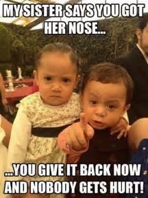 Funny Sibling Memes - random funny memes 15 pics