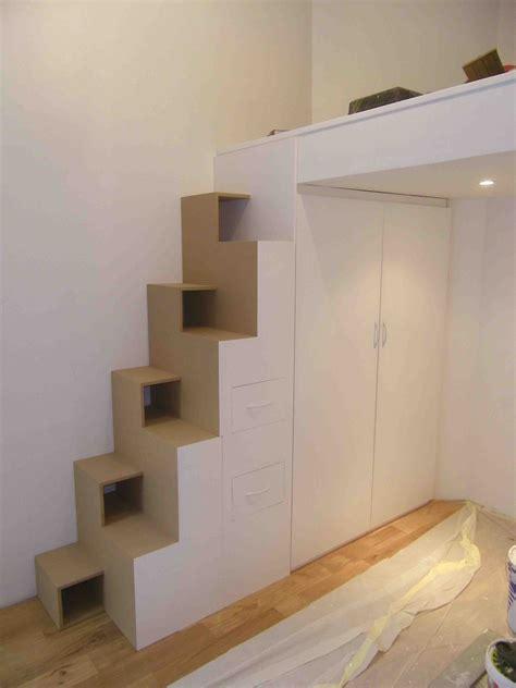 Tiny Apartment Furniture les queues d arondes 187 ensemble escalier japonais