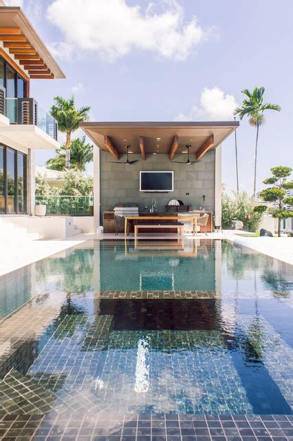 mesmerizing contemporary swimming pool designs