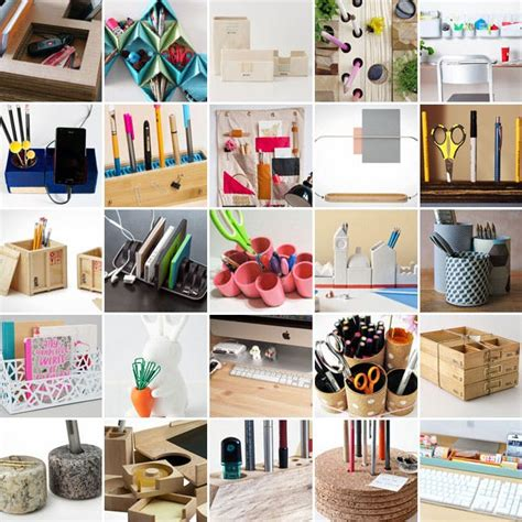 how to organize your office and keep it that way 25 clever ways to keep your workspace organized brit co