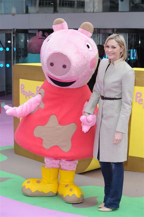 emma watson peppa pig jenni falconer at peppa pig the golden boots premiere in