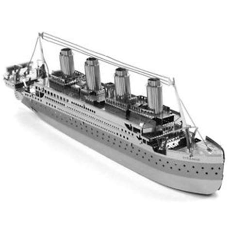 Model Kit 3d Metal Puzzle Uss Arizona fascinations metal earth 3d laser cut steel puzzle model