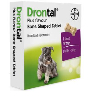 bones for puppies 8 weeks drontal plus worming bone tablets for dogs and puppies 3kg 1 tablet buy at