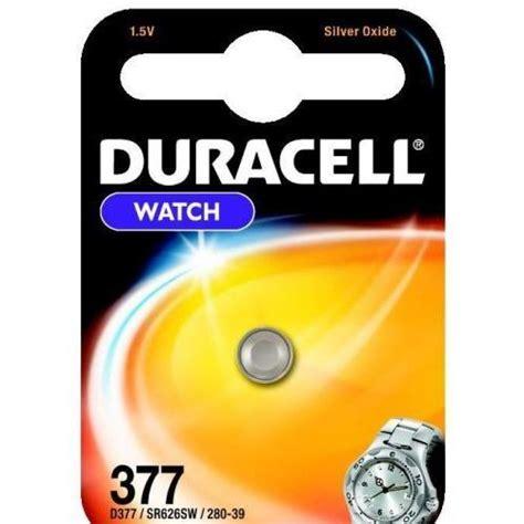 Baterai 377 Sr626sw bateria srebrowa mini duracell 377 376 g4 sr626sw