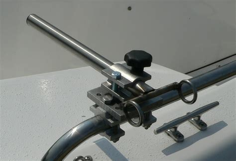 drift boat anchor arm pole anchor
