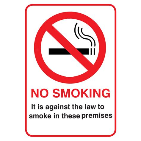 no smoking sign iq no smoking sign pack drinkstuff