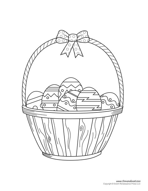 coloring pages for easter basket easter basket template easter basket clipart easter craft