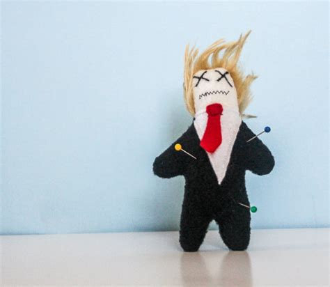 donald doll el donald stress doll