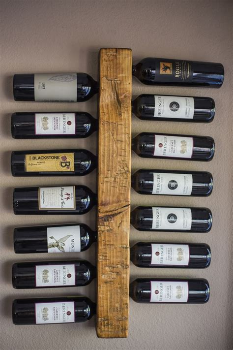 Handmade Wooden Wine Racks - 24 best handmade wooden wine racks images on