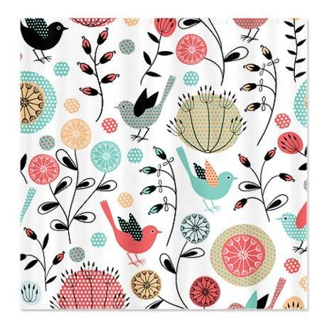 curtains with bird pattern pinterest the world s catalog of ideas