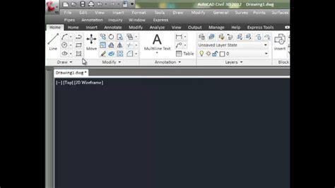 autocad civil 3d 2012 crear template y configurar formato