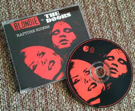 blondie vs the doors rapture riders 17 best images about the doors cds on
