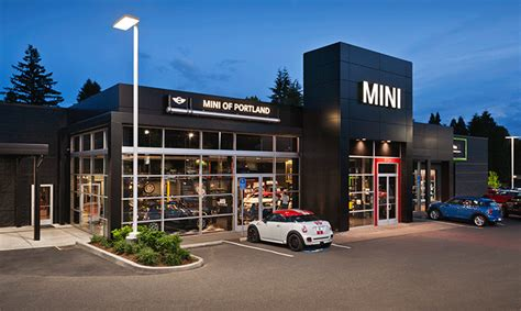 Port St Used Car Dealers by Mini Of Portland R H Construction