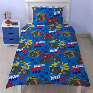 Winnie The Pooh Duvet Cover Blaze And The Monster Machines Single Duvet Quilt Cover