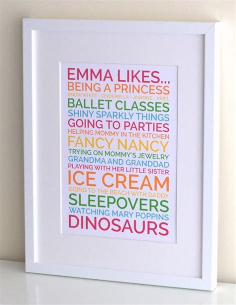 Cream Kitchen Ideas personalised likes poster generator create posters to