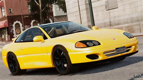dodge stealth turbo rt 1996 for gta 4