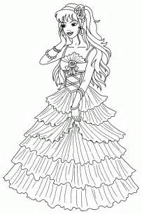 princess coloring books 7 princess coloring pages part 2