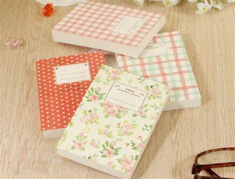 mini paper notebook notepad diarybook
