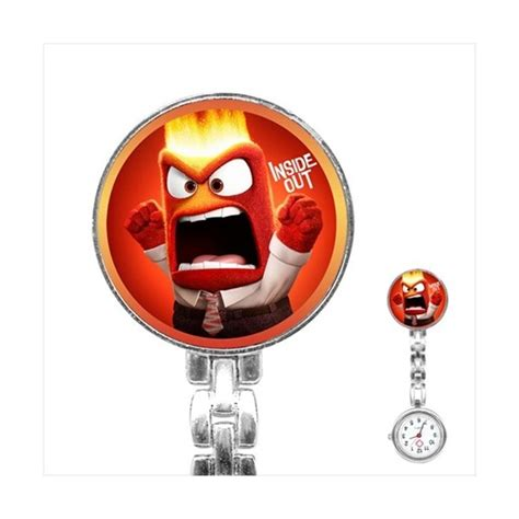 Disney Inside Out Anger Y2469 Iphone 7 disney inside out anger stainless steel nurses fob