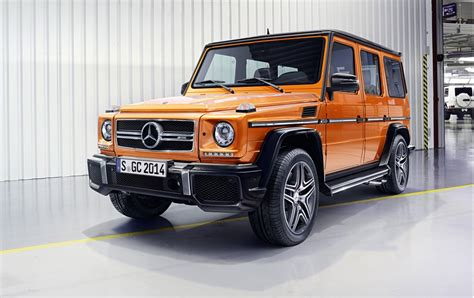 2016 Mercedes G Class Benefits From V 8 Chassis