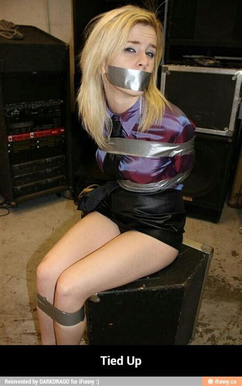 schoolgirl tied bound tied up girl whozwho live