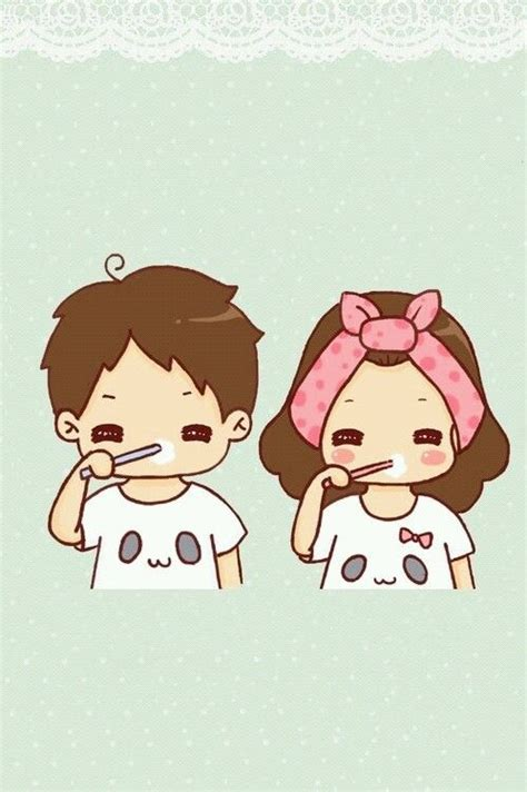 wallpaper sweet couple cartoon the 25 best cute couple cartoon ideas on pinterest love